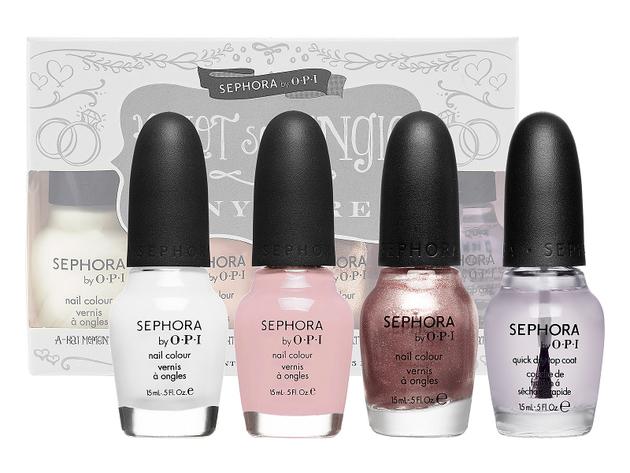 Sephora by OPI Bridal Nail Kits 2020