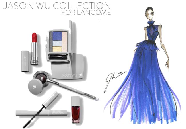 Jason Wu for Lancome Fall 2020 Makeup Collection