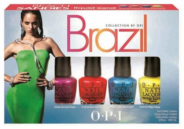 OPI Brazil Spring/Summer 2020 Collection
