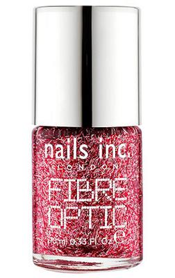 Nails Inc. Fibre Optic Nail Polishes