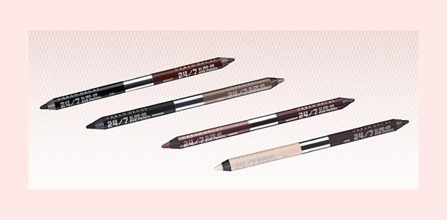 Urban Decay Holiday 2020 Eye Pencils and Nail Polishes