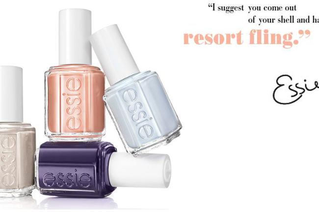 Essie Resort 2020 Nail Polish Collection