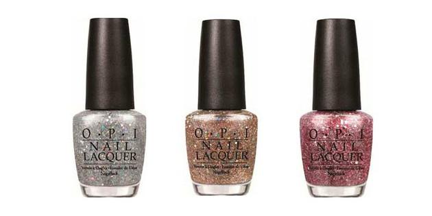 OPI Spotlight On Glitter Spring 2020 Nail Polish Collection