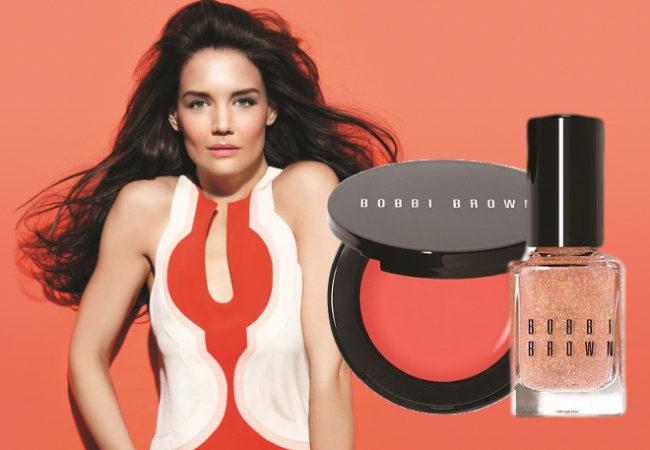 Bobbi Brown Nectar and Nude Spring 2020 Makeup Collection