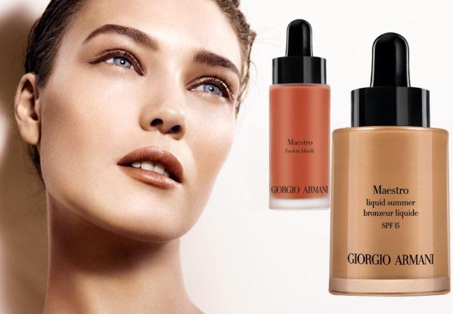 Giorgio Armani Maestro Mediterranea Spring/Summer 2020 Makeup Collection