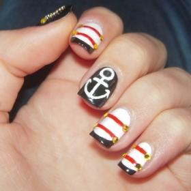 Creative Nail Art Designs