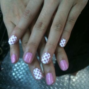 Checkered Nail Designs