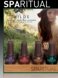 SpaRitual Wilde Fall 2020 Nail Polish Collection