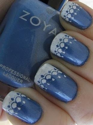 Stamping Nail Art Ideas