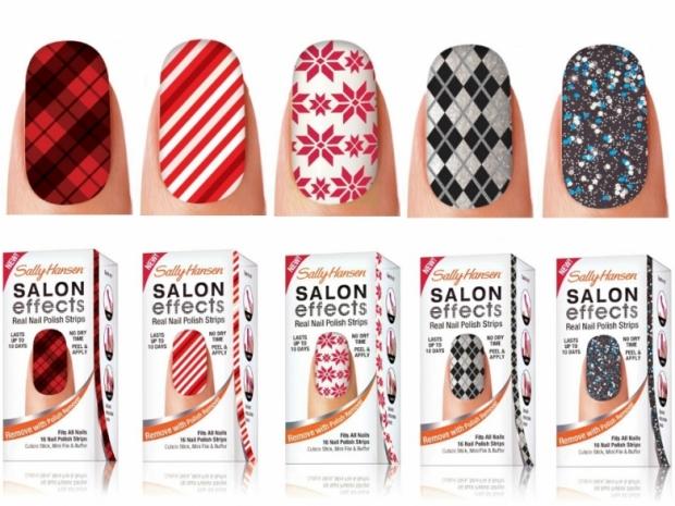 Sally Hansen Holiday 2020 Nail Strips