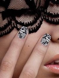 New Nail Rock Nail Wrap Designs