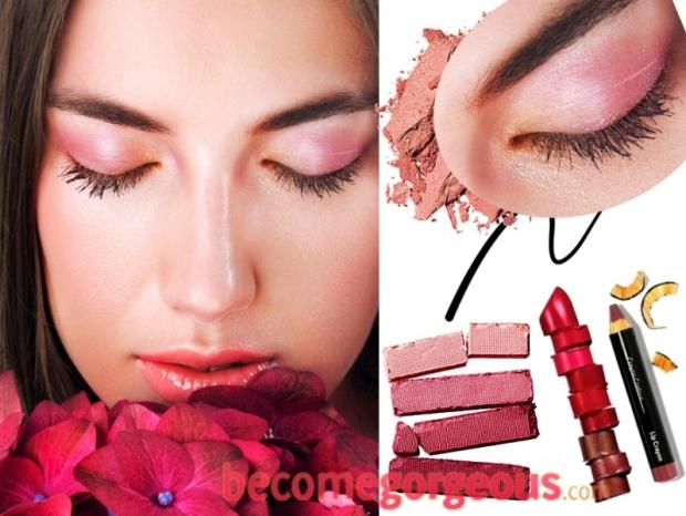 Selena Gomez's Makeup Step-by-Step