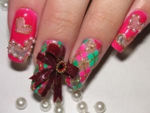 Lovely Spring Nail Art Ideas