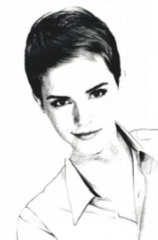 Emma Watson for Lancôme 'Rouge in Love' Lipsticks