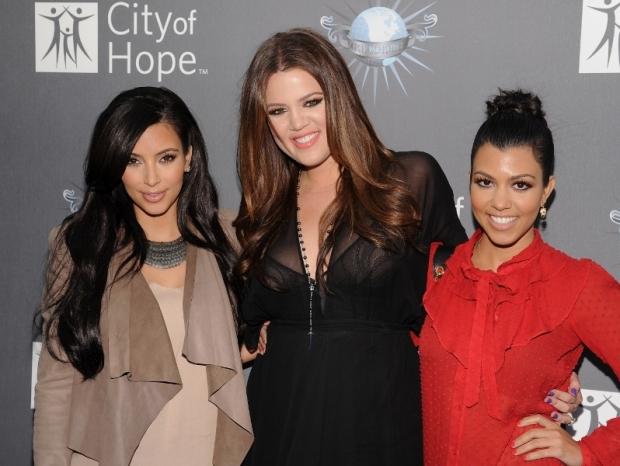Kourtney, Kim and Khloe Kardashian Launch Khroma Beauty Makeup Line