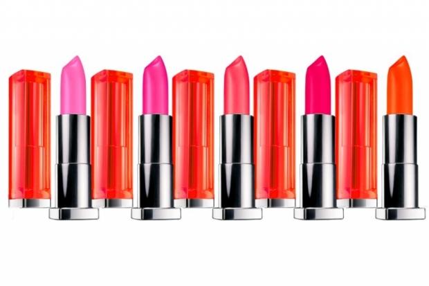 Maybelline Color Sensational Vivids Lipsticks