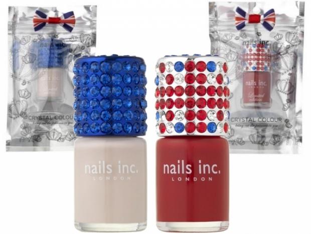 Nails Inc Limited Edition Royal Nail Polish Collection