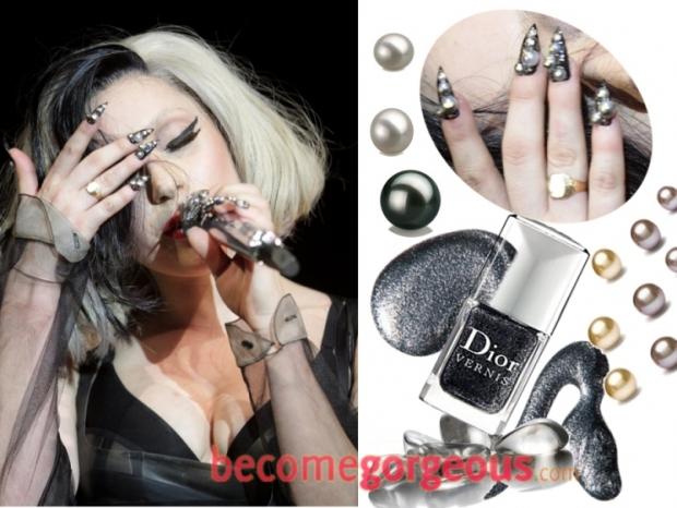 Lady Gaga Nail Art Designs 2020