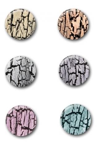 China Glaze Crackle Metals Nail Polishes Summer 2020