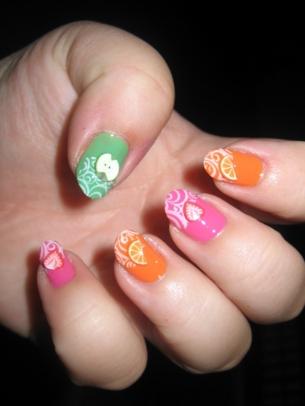 Fun Nail Ideas for Summer