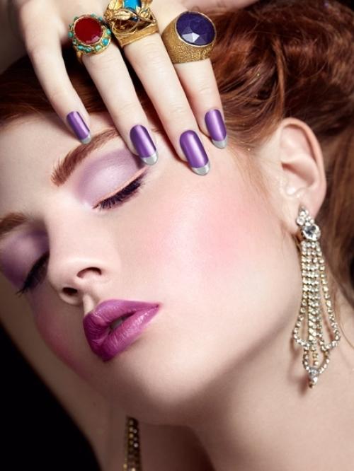 Illamasqua Magenta Muse Makeup Collection
