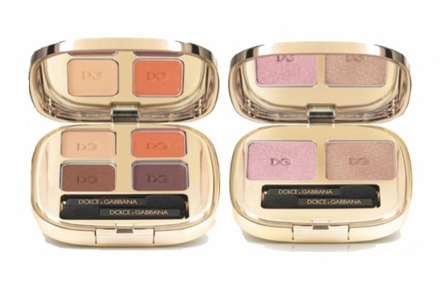 Dolce & Gabbana Sweet Temptations Makeup for Fall 2020