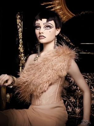Illamasqua Theatre of the Nameless Fall 2020 Makeup