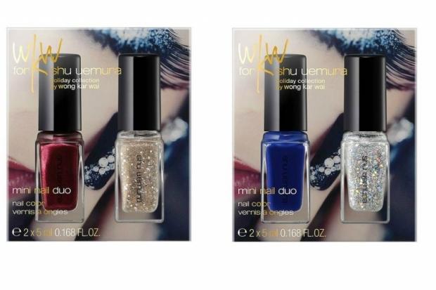 Wong Kar Wai for Shu Uemura Holiday 2020 Makeup Collection