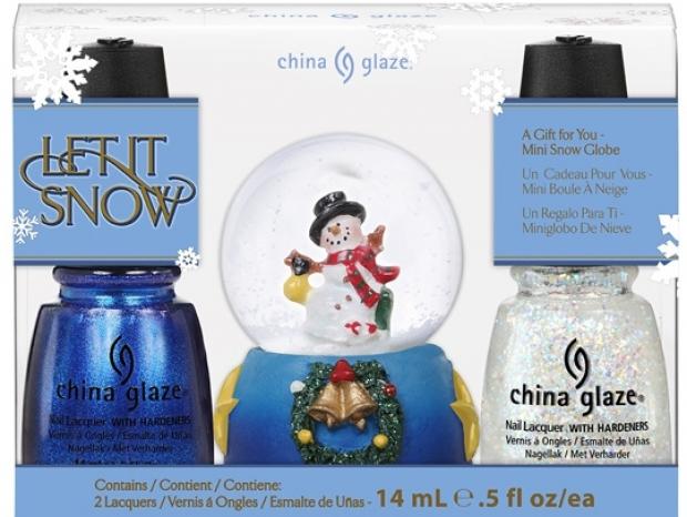 China Glaze Let It Snow Holiday 2020 Nail Polish Collection