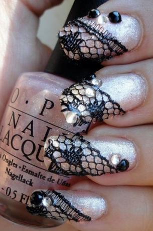 Lovely Nail Art Design Ideas