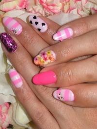 Flirty Fun Nail Art Designs for Summer