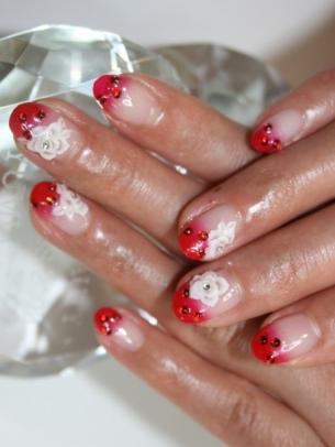 Flirty Nail Art Designs for Summer