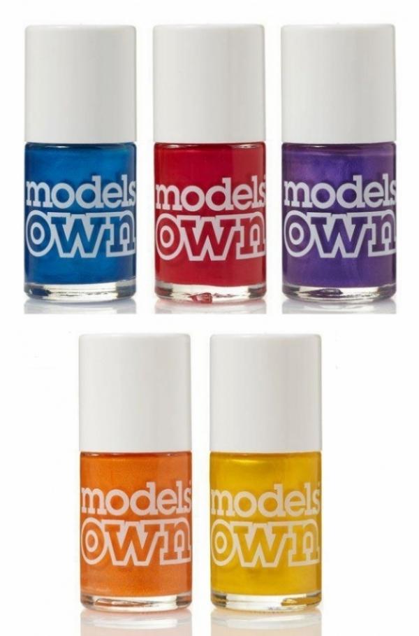 Models Own Kaleidoscope Nail Polish Collection