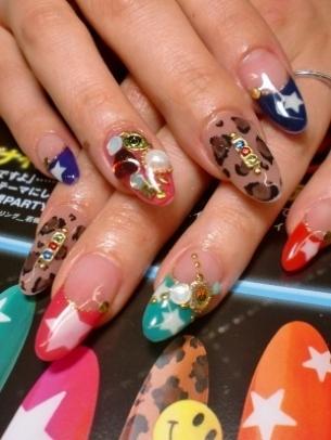 Glitzy Nail Art Designs for Summer 2020