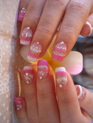Pretty DIY Nail Art Designs
