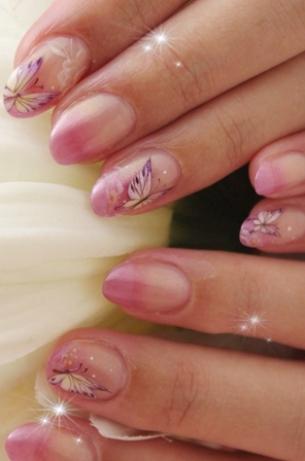 Stylish Theme Nail Art Designs