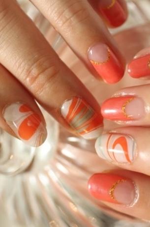 Chic Summer Nail Art Ideas