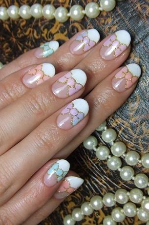 Teen Perfect Nail Art Designs for Summer