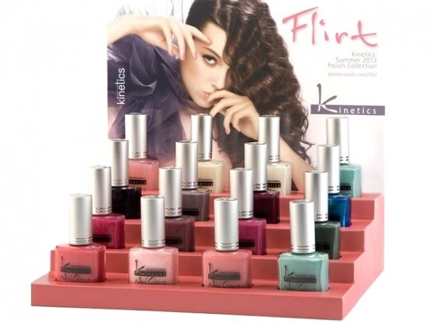 Kinetics Flirt Summer 2020 Nail Polish Collection