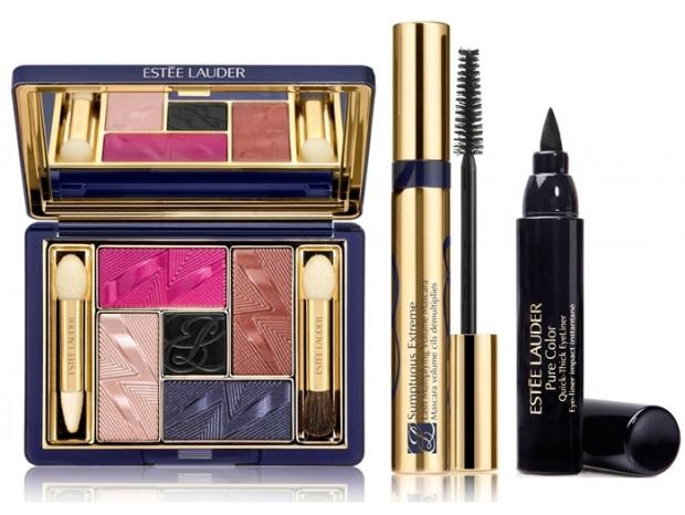 Estée Lauder Violet Underground Fall 2020 Makeup Collection
