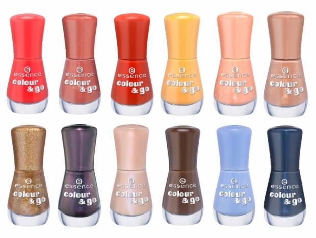 Essence Colour & Go Fall 2020 Nail Polishes