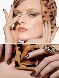 Dior Golden Jungle Fall 2020 Makeup Collection