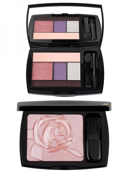 Lancôme Midnight Roses Fall 2020 Makeup