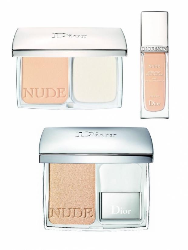 Dior Diorskin Nude Fall 2020 Makeup Collection