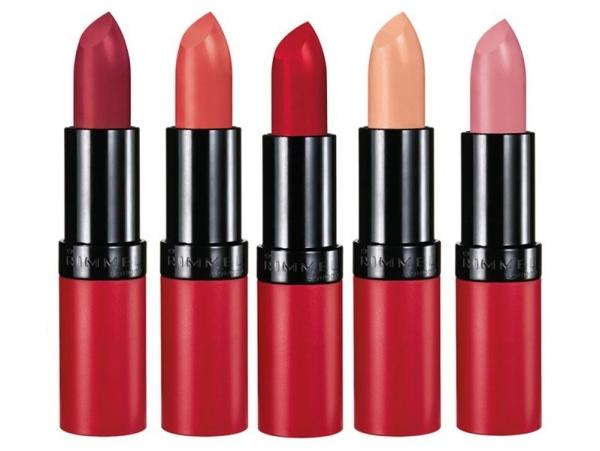 Kate Moss for Rimmel London Matte Lipstick Collection