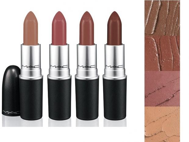 MAC Middle Eastern Lipsticks