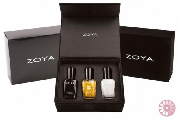 Zoya Gilty Pleasures Holiday 2020 Gift Set