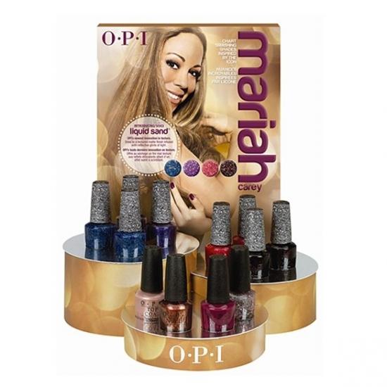 Mariah Carey for OPI Nail Polish Collection
