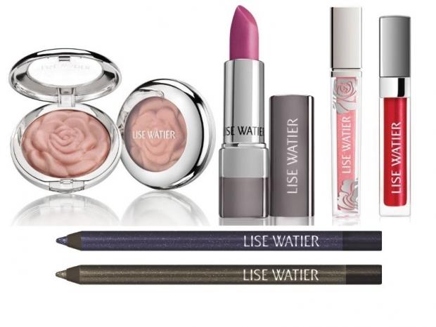Lise Watier Glamourose Winter 2020 Makeup Collection