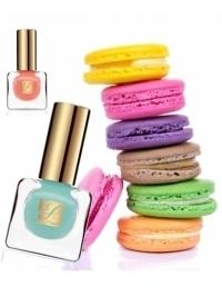 Estee Lauder Spring 2020 Paris Macarons Pure Color Nail Polishes
